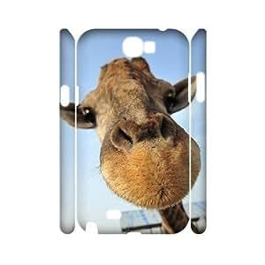 Giraffa camelopardalis Discount Personalized 3D Cell Phone Samsung Galasy S3 I9300 , Giraffa camelopardalis Samsung Galasy S3 I9300 3D Cover