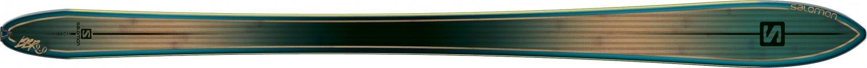 Nouvelles Arrivées f108f 55be9 Amazon.com : Salomon BBR 9.0 (Ski Only) - : Sports & Outdoors