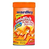 Wardley Essentials Goldfish Premium Flakes 1.95 Ounce, My Pet Supplies