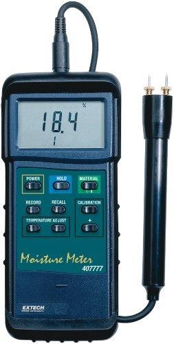 Extech 407777 Heavy Duty Moisture Meter by Extech