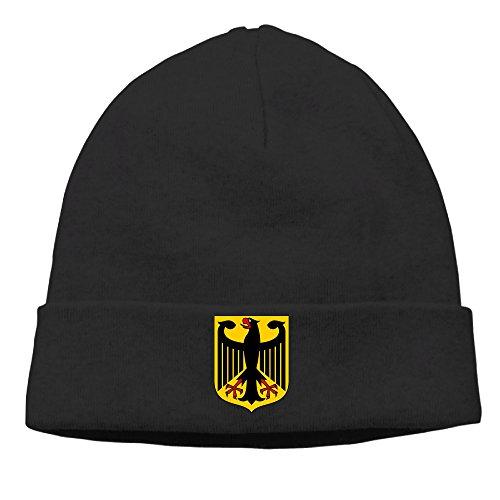 Deutschland Germany Unisex Fashion Autumn/Winter Knit Cap Hedging Cap Casual Cap Cotton - Germany Deutschland