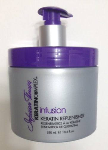 - Keratin Complex Infusion Therapy Color Care INFUSION - Keratin Replenisher - 18.6 fl oz