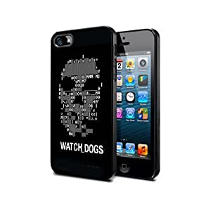 Watch Dogs Game WD9 Pvc Case Cover Protection For Sumsung S5 @boonboonmart