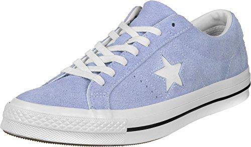 Converse One Star OX Damen Sneaker Blau Lila