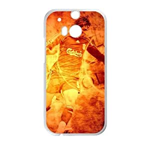 Sports liverpool fc 2 HTC One M8 Cell Phone Case White DIY Ornaments xxy002-9226688