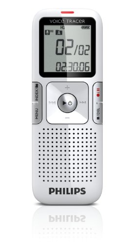 Philips 2GB Digital Recorder with clearvoice