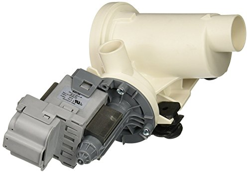 Replacement whirlpool washer drain pump 280187 import it all for Whirlpool washer motor price