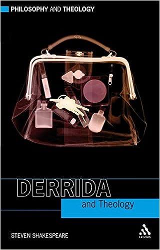 Derrida and Theology