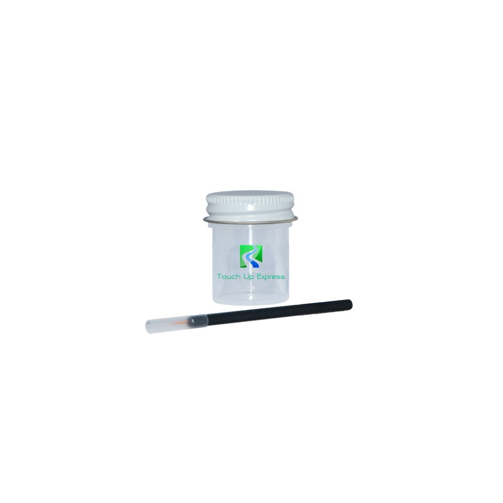 Touch Up Express Paint for 2008 Lincoln MKZ ZY Vapor Silver Metallic 1/2 oz Basecoat Automotive Touch Up Paint w/Brush