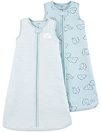 Baby Boys 2-Pack Cotton Sleepbag