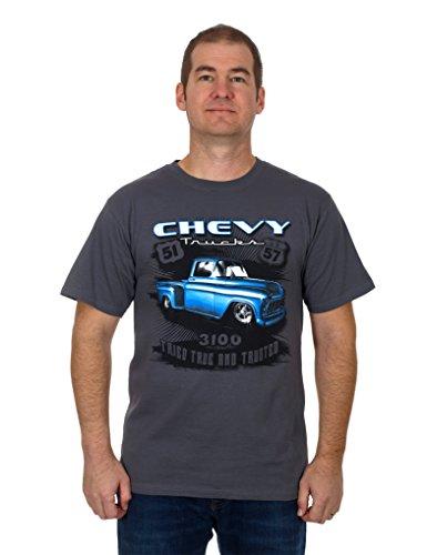 Men's Chevy Truckers T-shirt - Code Sun Ski & Coupon