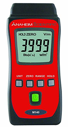 Anaheim Scientific M140 Mini Solar Power Meter by Anaheim Scientific