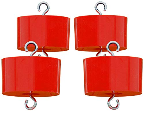 (BestNest 4 Pack of Wildlife Accessories Red Trap-It Ant Traps)