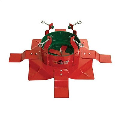 7.5'' H x 12'' W super sturdy Christmas trees stand, Best seller tree stand, Heavy Duty, Well Constructed, Easy to Adjust.