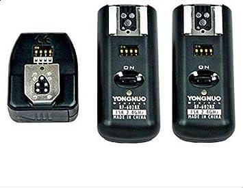 RF-602 N3 2.4GHz Wireless Remote Flash Trigger for NIKON D90 D600/D7000/D5100