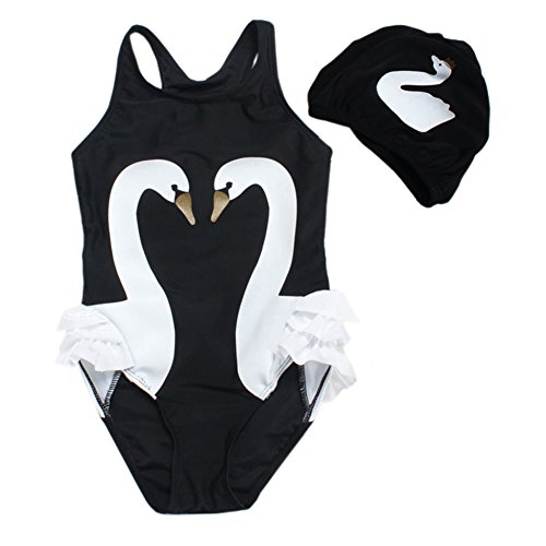 Infant Girls One Piece Swimsuit - 2