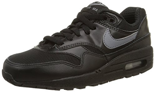Nike Running white Scarpe Grey Unisex 1 Da Gs Air Max Black cool Bambino r7qZTBwrU