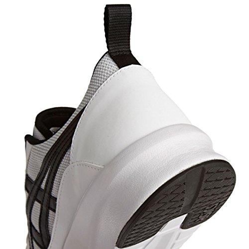Asics Blanca Gris Negra Zapatillas jogger Lyte Hombre qAwIqraH