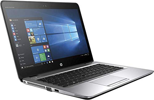 HP EliteBook 840 G3 Business Laptop, 14″ Anti-Glare FHD (1920×1080) Touch Screen, Intel Core i7-6600U 2.6GHz, 16GB DDR4, 512GB SSD, Windows 10 Pro (Renewed)