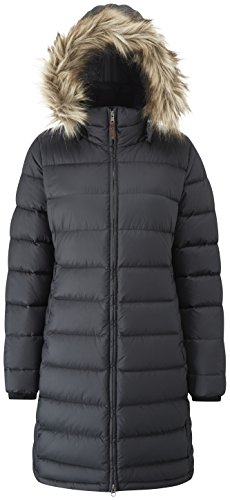 Rab Deep Cover Parka - Women's Black X-Small by RAB