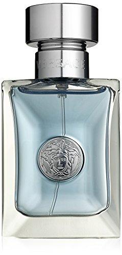 Versace Cologne for Men, Pour Homme, 1.0 Fluid Ounce