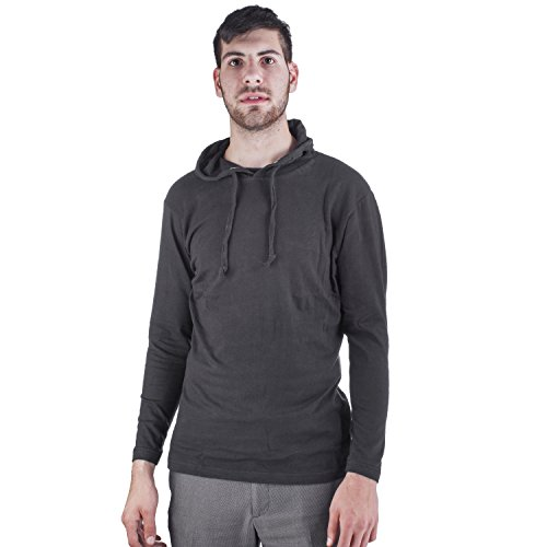 Sleeve Jersey Lightweight Hoodie Sweatshirt product image