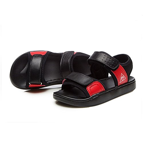 Price comparison product image Boys Girls Sport Sandals Summer Athletic Open-Toe Adjustable Strap Outdoor Kids Shoes(Toddler/Little Kid/Big Kid)