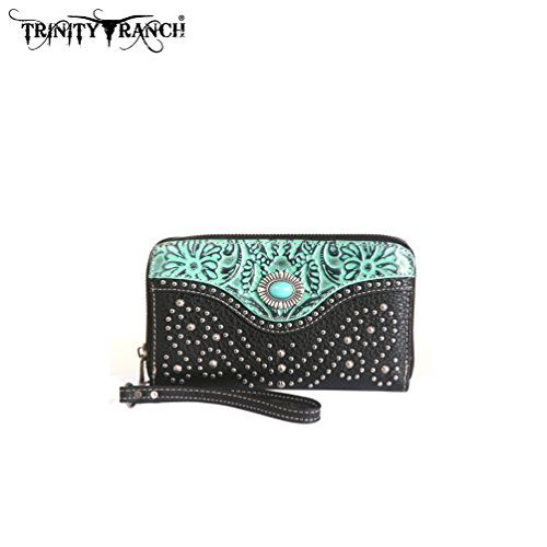 tr14-w003-montana-west-trinity-ranch-tooled-design-wallet-turquoise