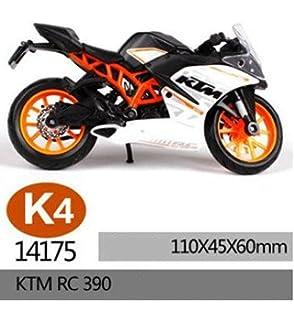 Buy Maisto Kid S Ktm 390 1 18 Die Cast Bike Multicolour Online At