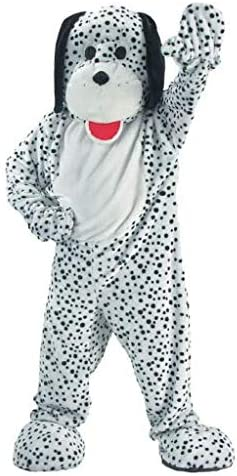 Dress Up America Adulti Costume mascotte dalmata attraente