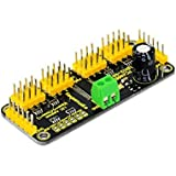 Magideal 16Channel 12 Bit PWM Servo Driver Board I2C Interface for Arduino