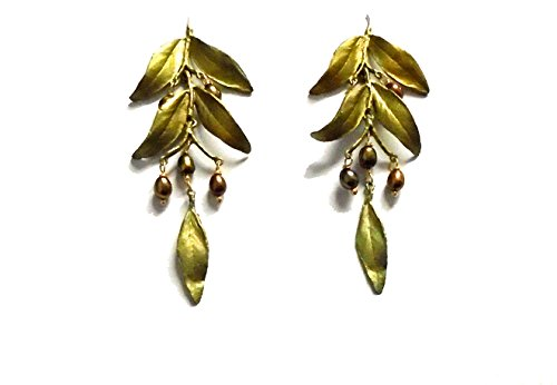 Tapestry Dangle Earrings By Michael Michaud (OURS EXCLUSIVELY) -