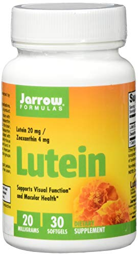Jarrow Formulas Lutein, Supports Visual Function