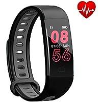 Bloranda Fitness Tracker HR,Activity Tracker Watch...