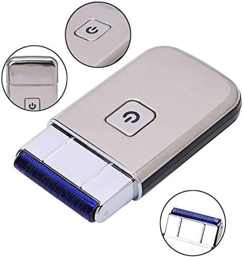 DLLY Mini Afeitadora Recargable Portátil Moderna para Hombre ...