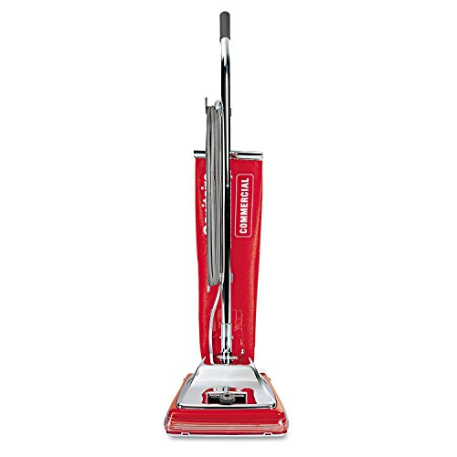 - SC886 Quick Kleen Fan Chamber Sanitaire Commercial Upright Vacuum with Vibra-Groomer II and 12