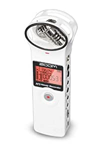 Zoom H1 - Special Edition White Handy Recorder