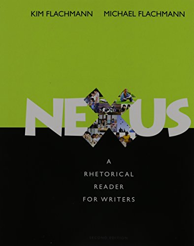 Nexus: A Rhetorical Reader for Writers & Little, Brown Essential Handbook & MyLab Reading & Writing Skills -- Inside Star Sticker & MyLab Reading & Writing Skills -- Glue in Access Card Package