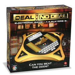 Electronics Deals (Deal Or No Deal Electronic Board Game)