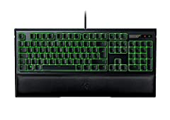Razer Ornata - Expert Membrane Gaming Keyboard - US Layout – NASA Packaging