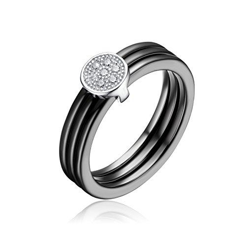 black-ceramic-tripple-row-cz-center-ring
