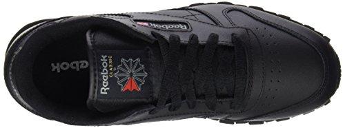 footlocker sale online cheap buy authentic Reebok Unisex Kids' Classic Leather Trainers Black (Black 001) C13c121