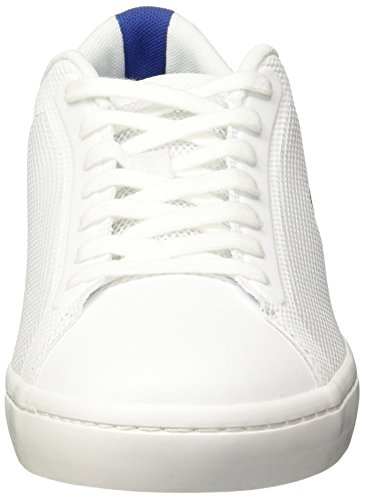 Lacoste Sport Lacoste Bianco Straight Uomo Sneaker Straight Set IpqI5wr