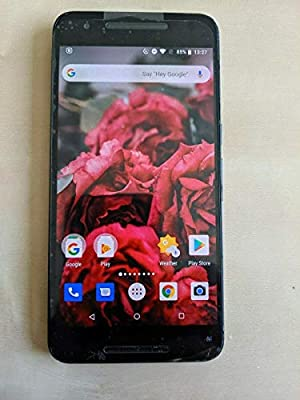 Huawei Google Nexus 6P H1511 128 GB Smartphone (desbloqueado ...