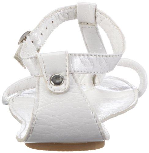 Lise Lindvig LOLA - Sandalias Romanas de material sintético mujer blanco - Weiß (White 05)