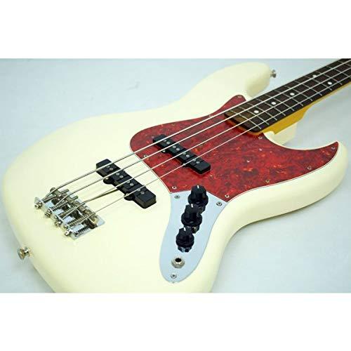 【激安大特価!】 Fender Japan フェンダージャパン/ White/ JB62-US Vintage White Japan B07QH8WWMX, Dacco:e8487e3f --- b2b.casemyway.com