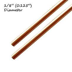 Copper Rod 1/8