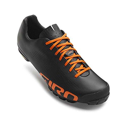 Giro Empire VR90 Mountain Bike Shoes (Black/Glowing Red 41.5) – Men's
