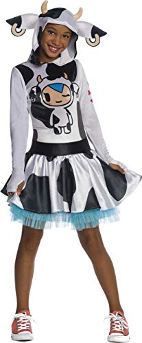 (Tokidoki Child's Mozzarella Costume Dress, Large )