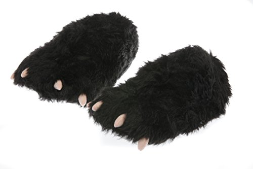 Chaussons Monstres, Hommes & Femmes, Nouvelle Griffe Bruyante, Chaussons Animaux